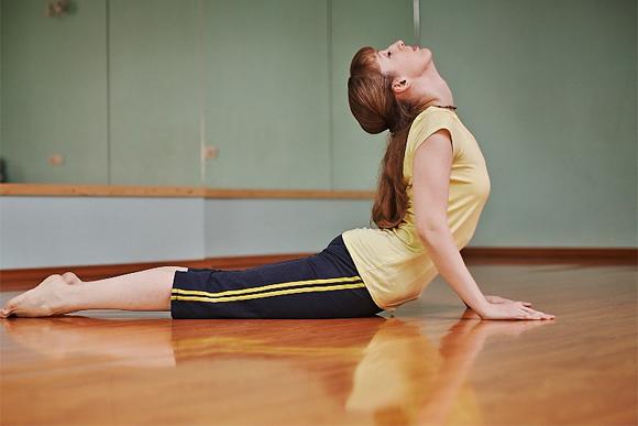 Для расслабления йога для беременных